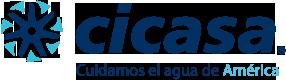 CICASA: Gestión eficiente del agua Logo