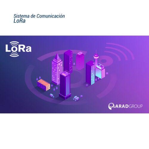 CICASA - Sistema de Comunicación LoRa